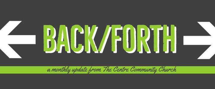 Back/Forth: Volume 1