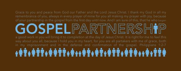 Partners & Partakers in the Gospel #10 (Philippians)
