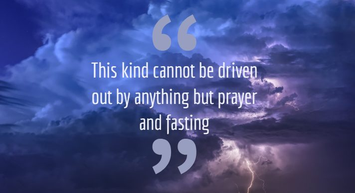 Mark: Prayer and Fasting